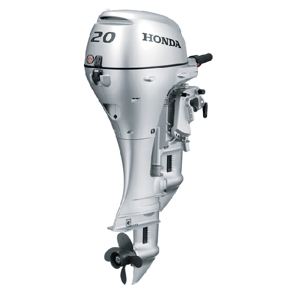 Honda 20hp bf20d3sht 15 shaft 12a outboard motors for New honda boat motors